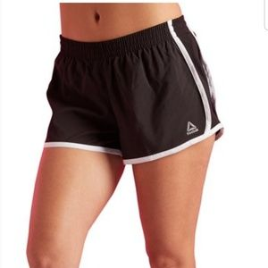 Reebok Black Game Time Shorts
